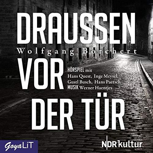 Wolfgang Borchert - Draussen vor der Tür - Preis vom 10.09.2021 04:52:31 h