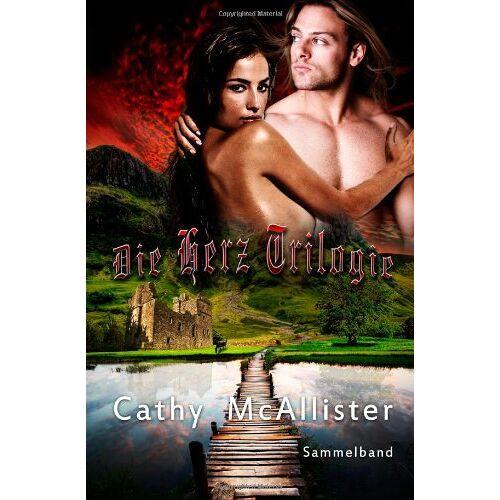 Cathy McAllister - Die Herz Trilogie - Preis vom 21.06.2021 04:48:19 h