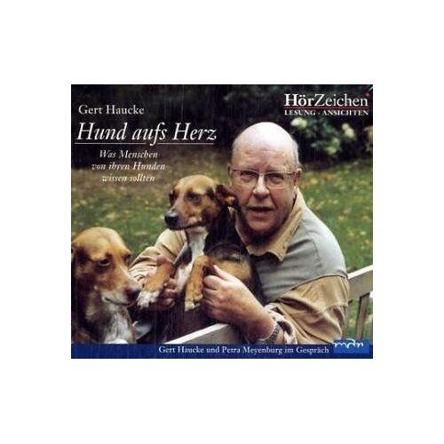 Gert Haucke - Hund aufs Herz. 3 CDs. - Preis vom 20.06.2021 04:47:58 h