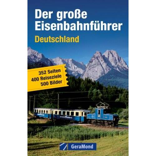 Erich Preuß - Der große Eisenbahnführer Deutschland - Preis vom 15.09.2021 04:53:31 h