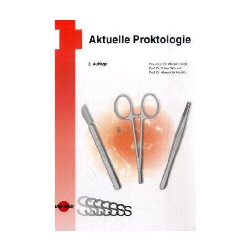 Wilhelm Brühl - Aktuelle Proktologie - Preis vom 15.06.2021 04:47:52 h