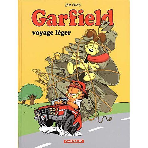 - Garfield, Tome 67 : Garfield voyage léger - Preis vom 02.08.2021 04:48:42 h