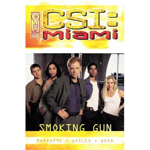 Jeff Mariotte - CSI Miami: Smoking Gun - Preis vom 14.06.2021 04:47:09 h