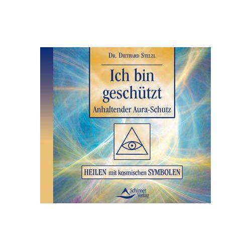 Diethard Stelzl - Ich bin geschützt. Anhalter Aura-Schutz. Heilen mit kosmischen Symbolen. CD: Heilen mit kosm. Symbolen - Preis vom 11.06.2021 04:46:58 h