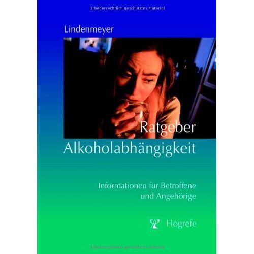 Johannes Lindenmeyer - Alkoholabhängigkeit - Preis vom 19.06.2021 04:48:54 h