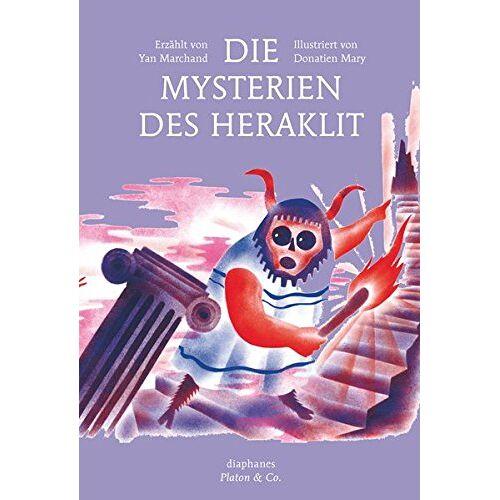 Yan Marchand - Die Mysterien des Heraklit (Platon & Co.) - Preis vom 22.06.2021 04:48:15 h