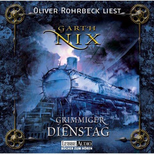 Garth Nix - Grimmiger Dienstag 4CDs - Preis vom 18.06.2021 04:47:54 h