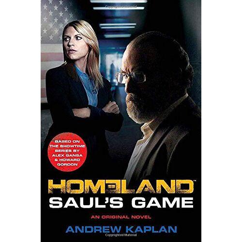 Andrew Kaplan - Homeland 2: Saul's Game (Homeland Prequel 2) - Preis vom 16.06.2021 04:47:02 h