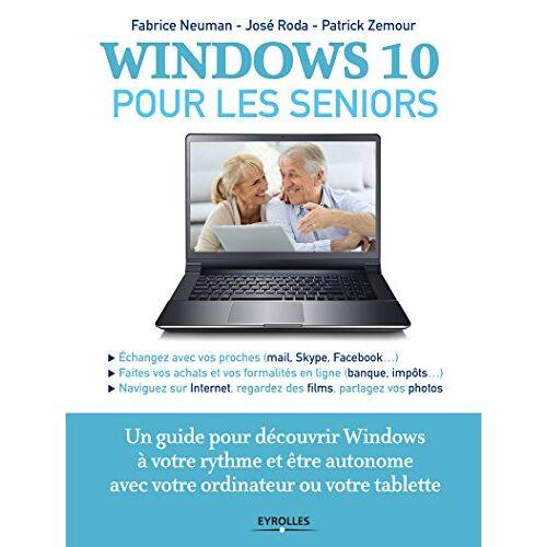 - Windows 10 pour les seniors - Preis vom 22.06.2021 04:48:15 h