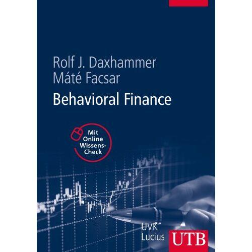 Rolf J. Daxhammer - Behavioral Finance - Preis vom 22.07.2021 04:48:11 h