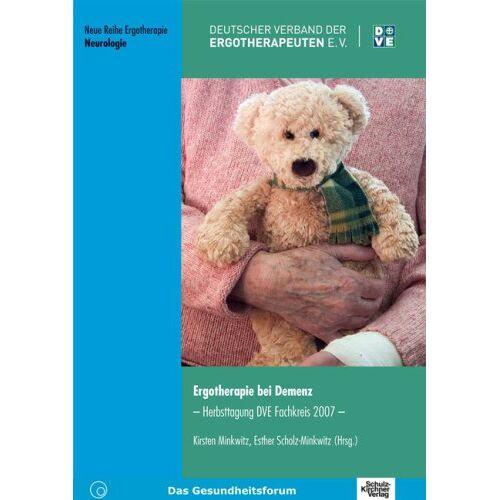 Kirsten Minkwitz - Ergotherapie bei Demenz: Herbsttagung DVE Fachkreis 2007 - Preis vom 19.06.2021 04:48:54 h