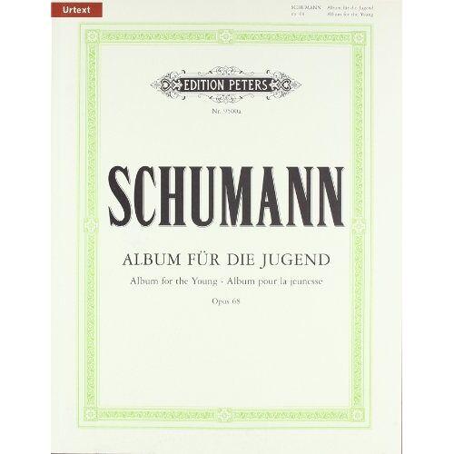 Robert Schumann - Album für die Jugend op. 68: für Klavier - Preis vom 19.06.2021 04:48:54 h