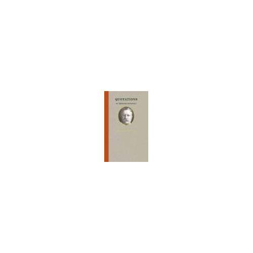 Theodore Roosevelt - Quotations of Theodore Roosevelt (Great American Quote Books) - Preis vom 19.06.2021 04:48:54 h