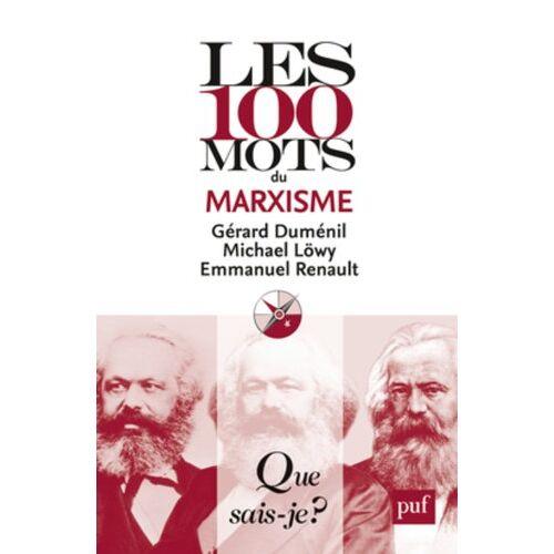 Gérard Duménil - Les 100 mots du marxisme - Preis vom 17.06.2021 04:48:08 h