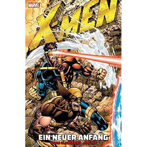 Chris Claremont - X-Men von Jim Lee: Ein neuer Anfang - Preis vom 17.06.2021 04:48:08 h