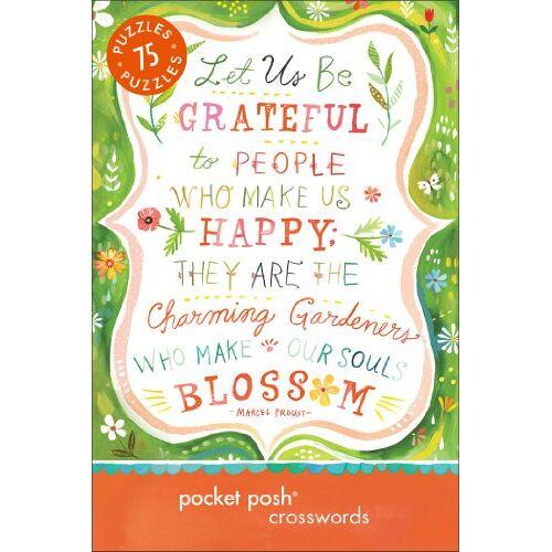 The Puzzle Society - Pocket Posh Crosswords 9: 75 Puzzles - Preis vom 24.07.2021 04:46:39 h