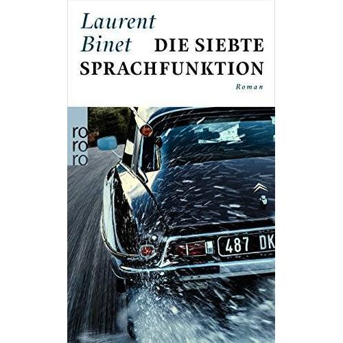 Laurent Binet - Die siebte Sprachfunktion - Preis vom 12.06.2021 04:48:00 h
