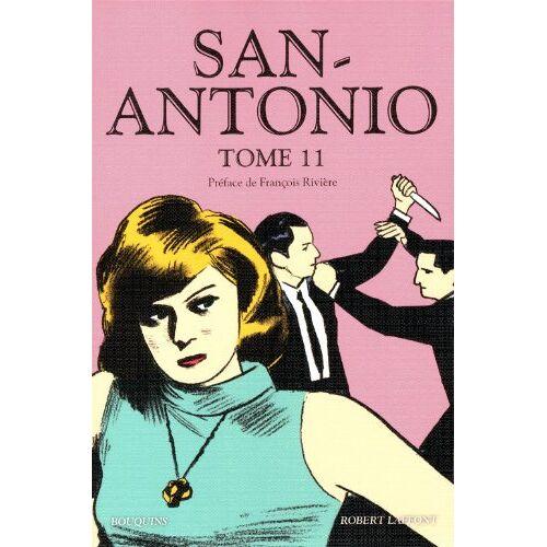 San-Antonio - San-Antonio : Tome 11 - Preis vom 17.06.2021 04:48:08 h