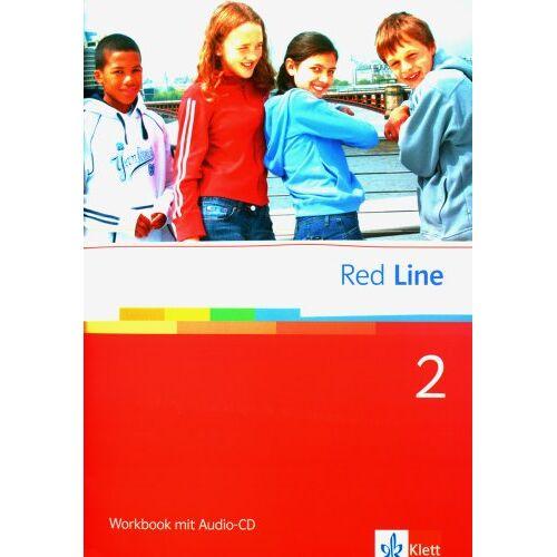 Frank Haß - Red Line. Unterrichtswerk für Realschulen: Red Line 2. Workbook mit CD: Realschule. BW, HB, HE, HH, NI., NW, RP, SH, SL: BD 2 - Preis vom 20.06.2021 04:47:58 h