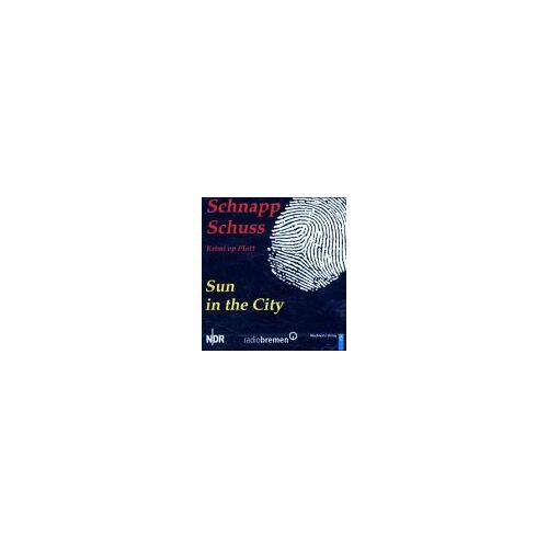 Frank Grupe - Sun in the City: SchnappSchuss - Krimi op Platt - Preis vom 13.06.2021 04:45:58 h