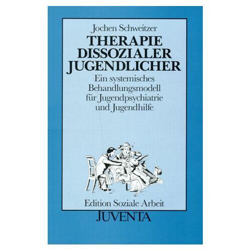 Schweitzer - Schweitzer, Therapie dissozialer Jugendlicher - Preis vom 30.07.2021 04:46:10 h