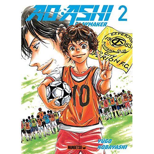 Yûgo Kobayashi - AO ASHI T02 - Preis vom 21.06.2021 04:48:19 h