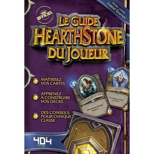 Stéphane Pilet - Le guide Hearthstone du joueur - Preis vom 16.06.2021 04:47:02 h