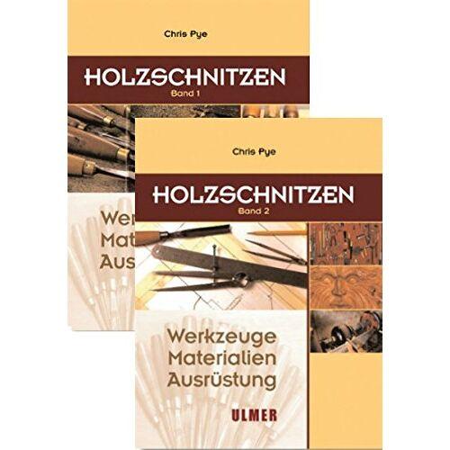 Chris Pye - Holzschnitzen: Band 1 und Band 2 - Preis vom 14.06.2021 04:47:09 h