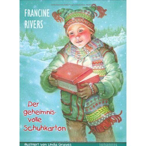 Francine Rivers - Der geheimnisvolle Schuhkarton - Preis vom 18.06.2021 04:47:54 h