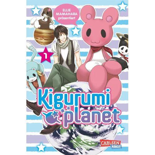 Ellie Mamahara - Kigurumi Planet, Band 1 - Preis vom 19.06.2021 04:48:54 h