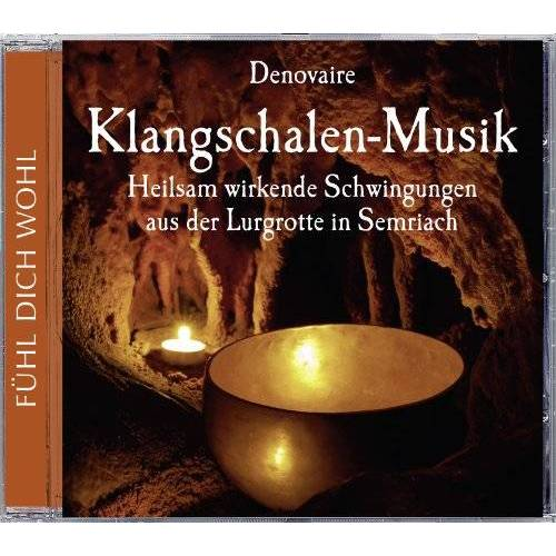 Denovaire - Klangschalen-Musik - Preis vom 15.06.2021 04:47:52 h