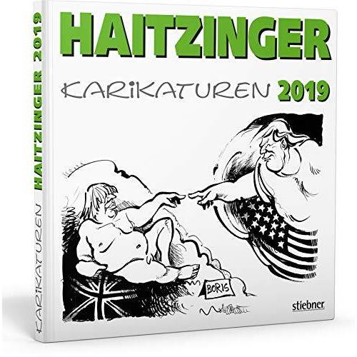 Horst Haitzinger - Haitzinger: Karikaturen 2019 - Preis vom 14.06.2021 04:47:09 h