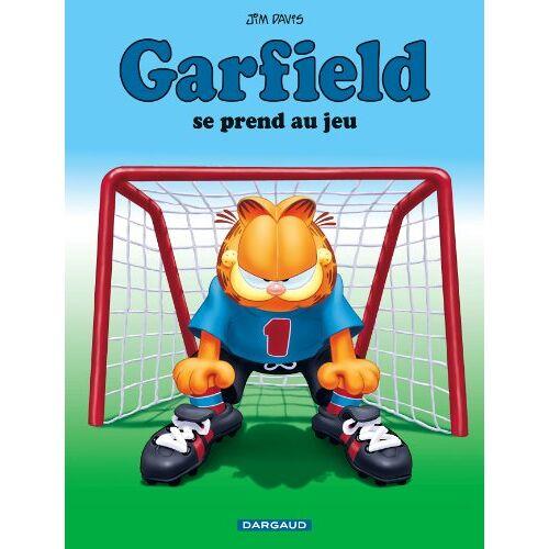 Jim Davis - Garfield, Tome 24 : Garfield se prend au jeu - Preis vom 02.08.2021 04:48:42 h