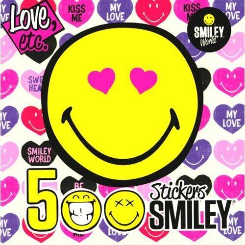 Dragon d'or - 500 stickers Smiley Love, etc. - Preis vom 18.06.2021 04:47:54 h