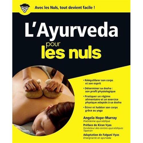 - L'Ayurveda pour les nuls - Preis vom 11.10.2021 04:51:43 h