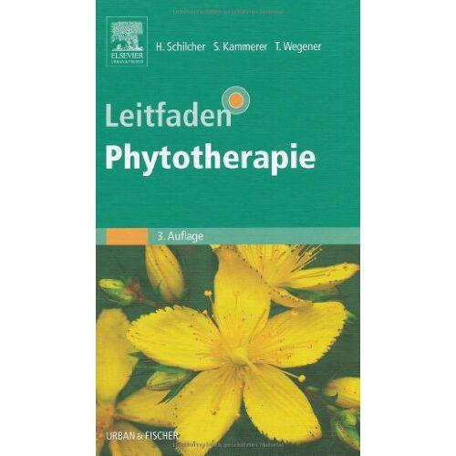 Heinz Schilcher - Leitfaden Phytotherapie - Preis vom 17.09.2021 04:57:06 h