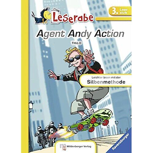 THiLO - Agent Andy Action (Leserabe mit Mildenberger Silbenmethode) - Preis vom 14.06.2021 04:47:09 h