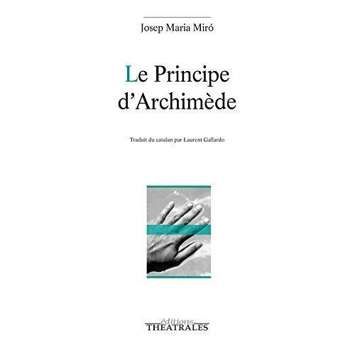- LE PRINCIPE D ARCHIMEDE - Preis vom 19.06.2021 04:48:54 h