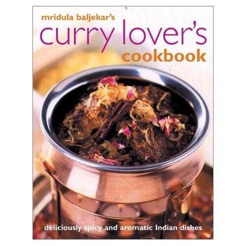 Mridula Baljekar - Curry Lover's Cookbook - Preis vom 21.06.2021 04:48:19 h