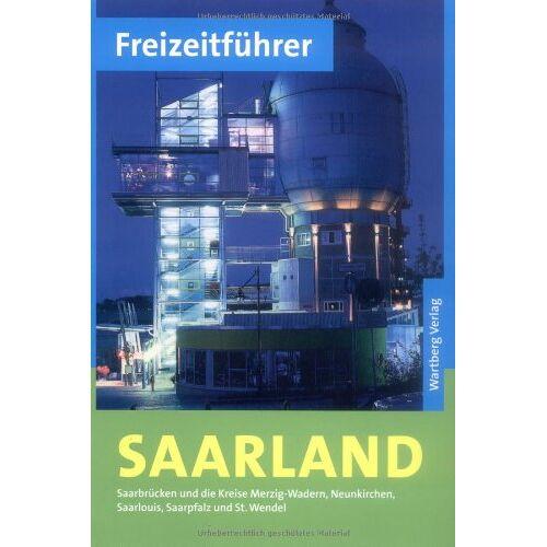 Annerose Sieck - Freizeitführer Saarland - Preis vom 22.06.2021 04:48:15 h