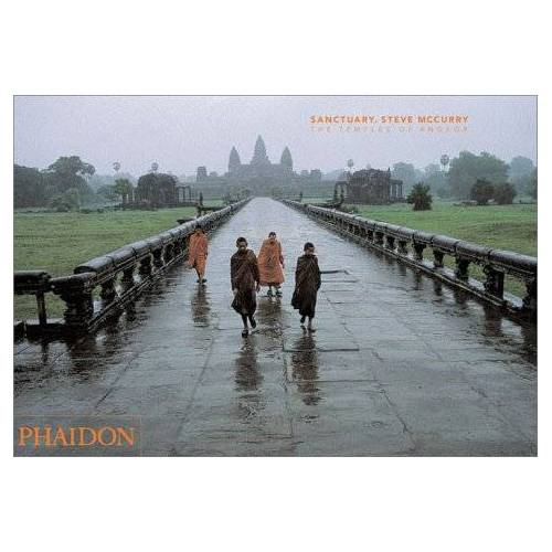 Steve McCurry - Sanctuary: Temples of Angkor: The Temples of Angkor - Preis vom 11.06.2021 04:46:58 h