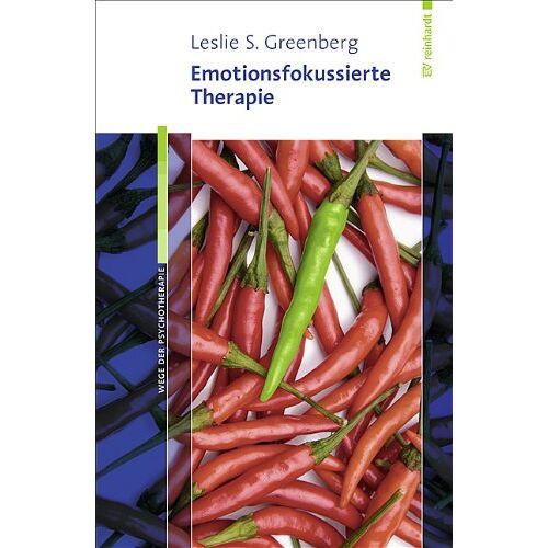 Greenberg, Leslie S. - Emotionsfokussierte Therapie - Preis vom 01.08.2021 04:46:09 h