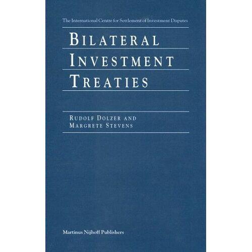 Rudolf Dolzer - Bilateral Investment Treaties - Preis vom 22.06.2021 04:48:15 h