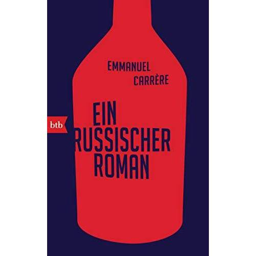 Emmanuel Carrère - Ein russischer Roman - Preis vom 21.06.2021 04:48:19 h