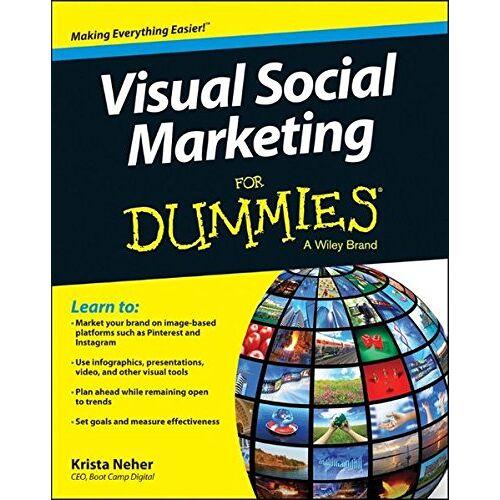 Krista Neher - Visual Social Marketing For Dummies - Preis vom 16.06.2021 04:47:02 h