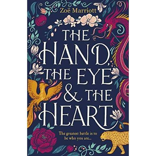 Zoe Marriott - The Hand, the Eye and the Heart - Preis vom 13.06.2021 04:45:58 h