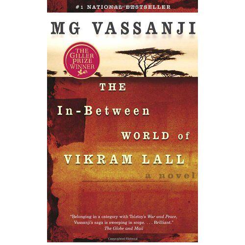 M.G. Vassanji - The In-Between World of Vikram Lall - Preis vom 15.06.2021 04:47:52 h