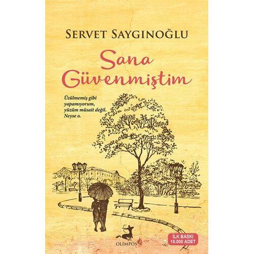 Servet Sayginoglu - Sana Güvenmistim - Preis vom 12.10.2021 04:55:55 h