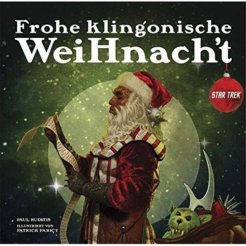 Paul Ruditis - Star Trek: Frohe klingonische Weihnacht - Preis vom 22.06.2021 04:48:15 h