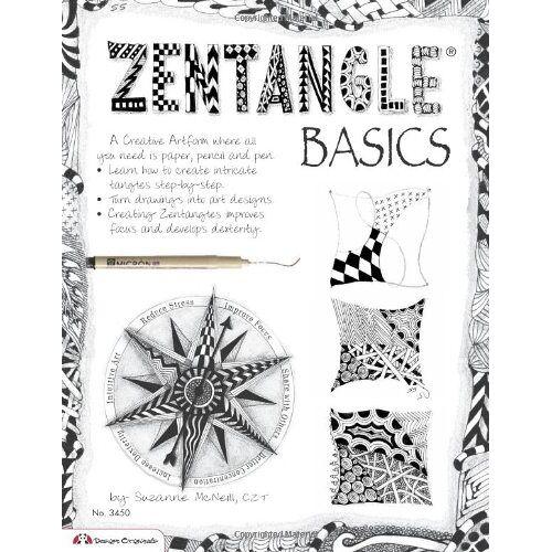 Suzanne McNeill - Zentangle(R) Basics - Preis vom 20.09.2021 04:52:36 h